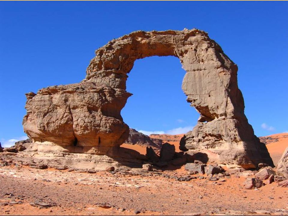 Des Idaoudanes (rochers)