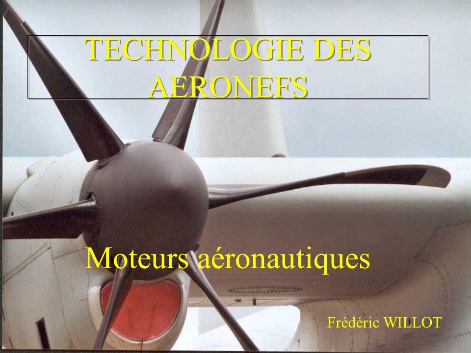 Réacteur civil de PRATT & WHITNEY MOTEUR AERONAUTIQUES III Les turboréacteurs MOTEUR AERONAUTIQUES III Les turboréacteurs III-2 Constitution dun turboréacteur