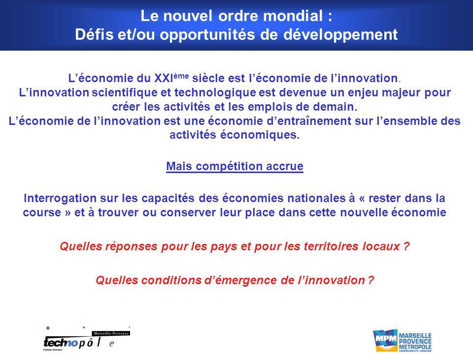 Politique locale de soutien au développement économique par linnovation 7.