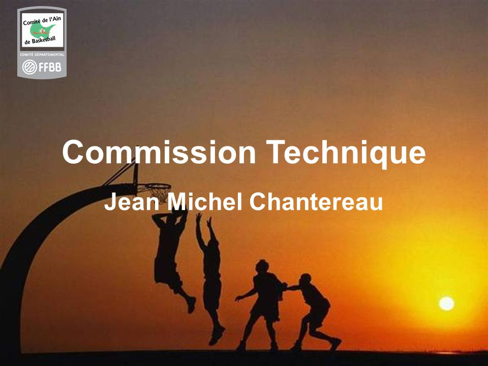 50 Commission Technique Jean Michel Chantereau