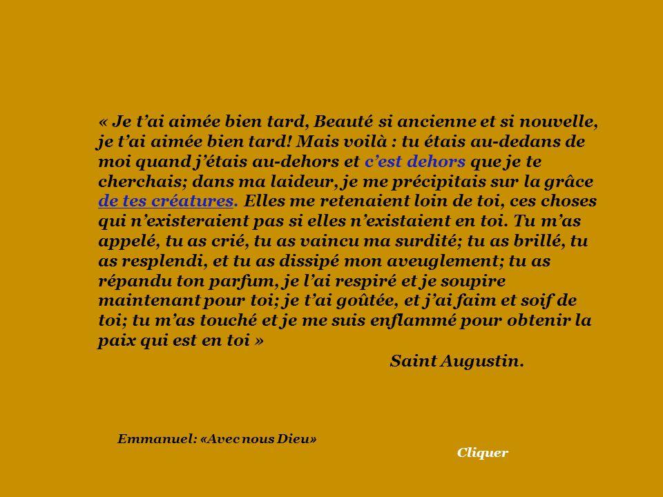Lors de son passage à Montr é al il y a trois ans le c é l è bre com é dien G é rard Depardieu qui aime beaucoup Saint Augustin avait lu un certain nombre des é crits de ce dernier à la basilique Notre-Dame de Montr é al.