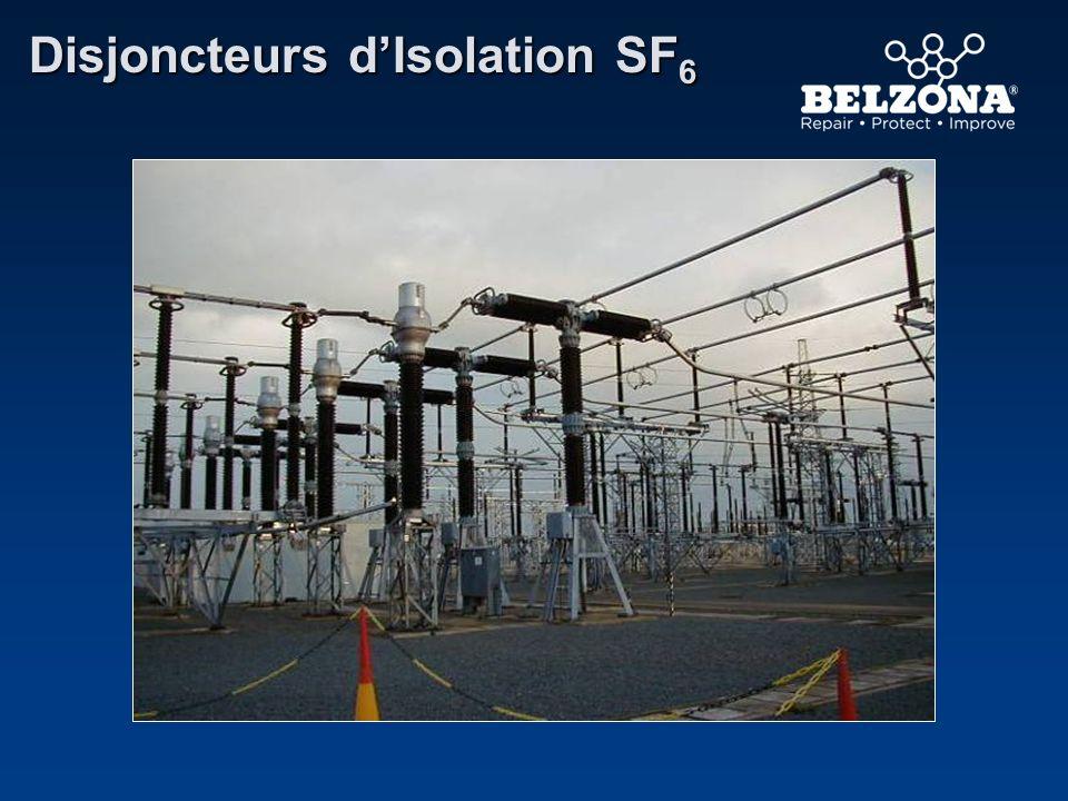 Disjoncteurs dIsolation SF 6