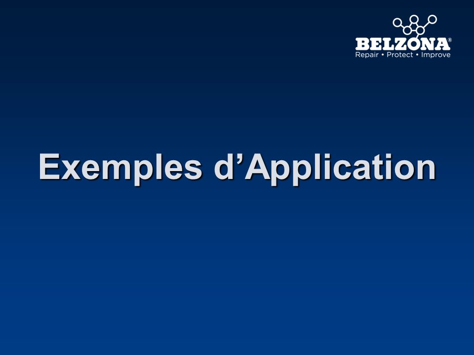 Exemples dApplication