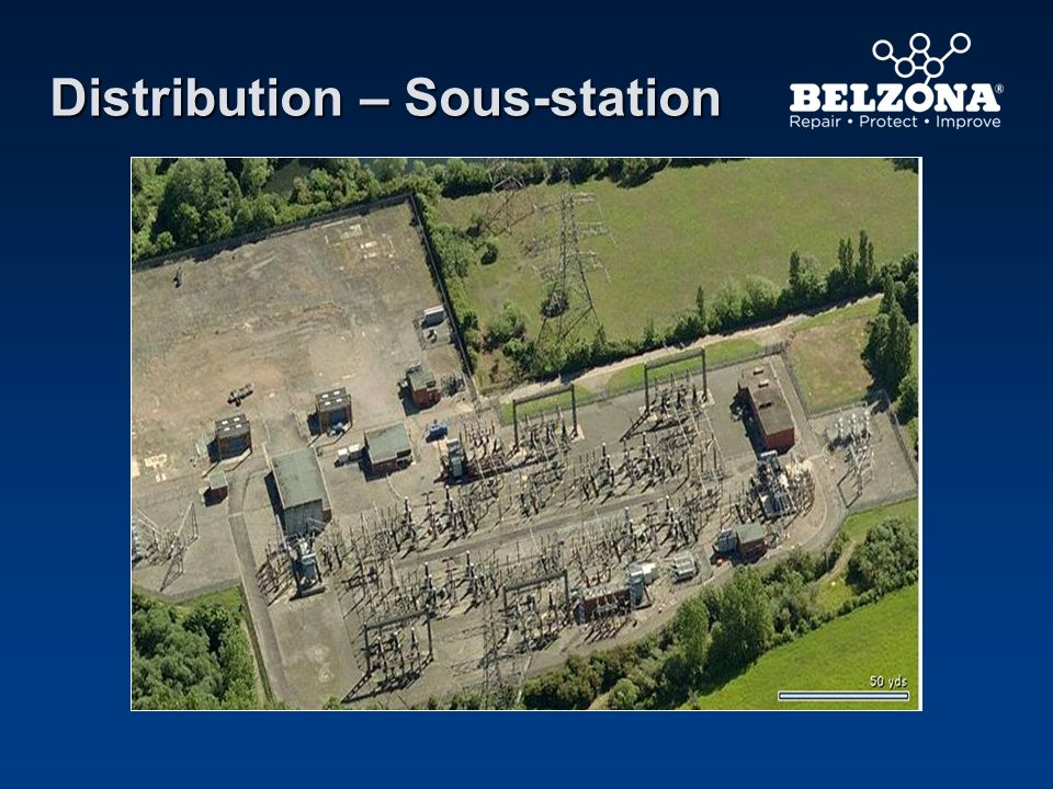 Distribution – Sous-station