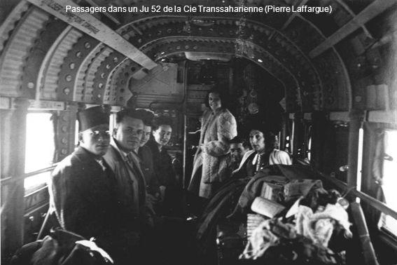 La Compagnie Air Transport, présidée par Jean Richard- Deshais, est créée par un groupe de Français Libres dirigé par le colonel Soufflet et Houls, avec le commandant Ottensooser (le commandant Charles pendant la guerre) et avec lappui de la Compagnie Générale Transatlantique.