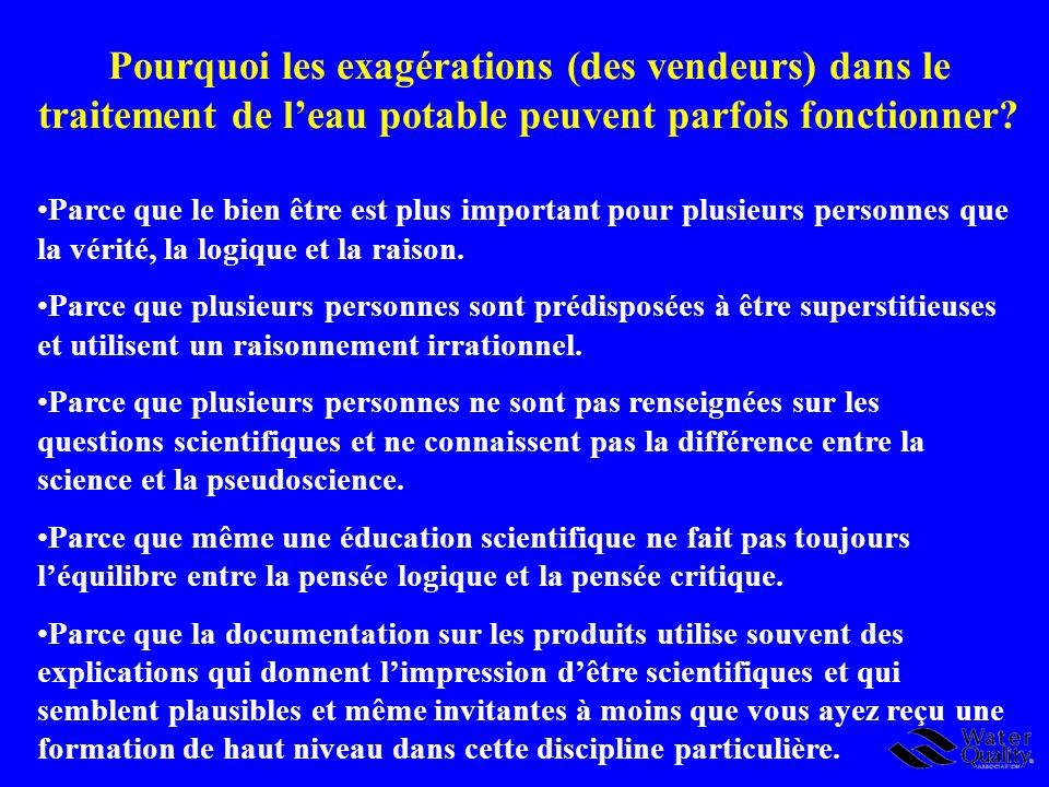 Explication ou rationalisation .