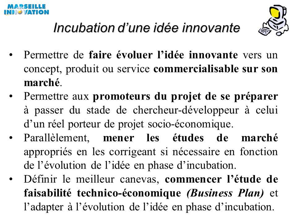 Lacunes souvent observées dans les Plans daffaires (Business Plan) (2/2) Lusager de la future idée innovante : - doit-il payer le bénéfice de lidée in