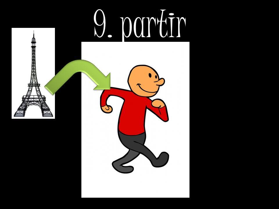 9. partir