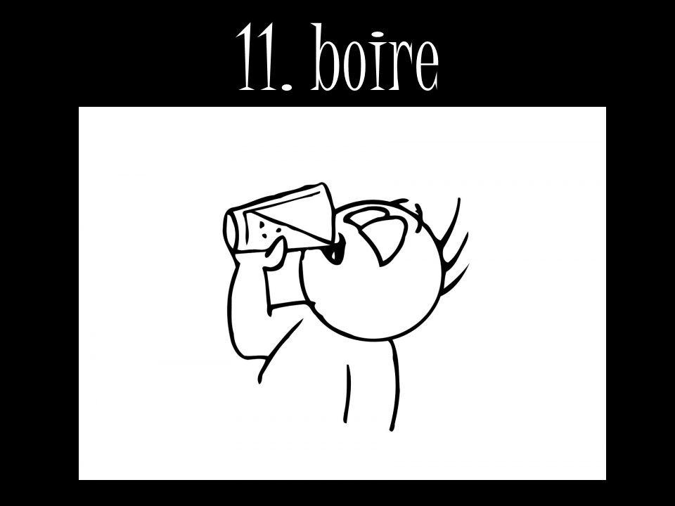 11. boire