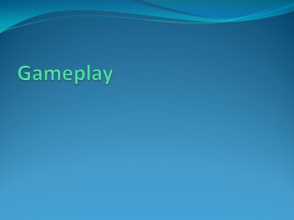 Gameplay Règles actuelles Armes Ennemis Gestion de la vie Perspectives