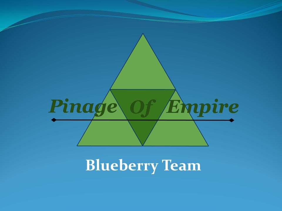 Blueberry Team