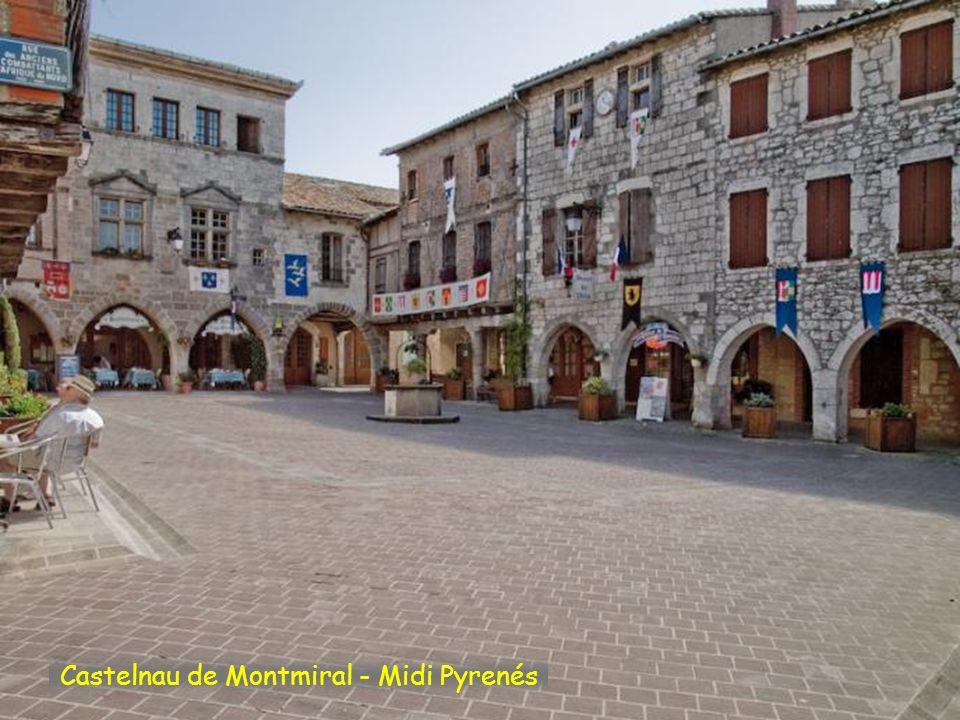 Castelnau de Montmiral - Midi Pyrenés