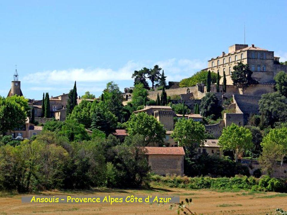 Ansouis – Provence Alpes Côte d Azur