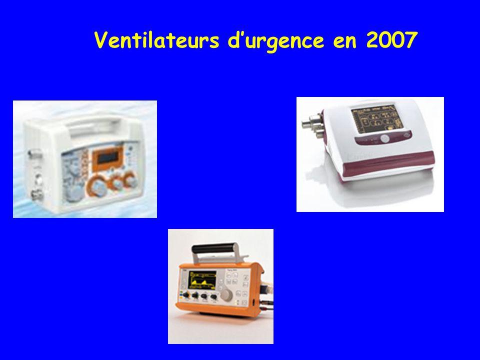 Ventilateurs durgence en 2007