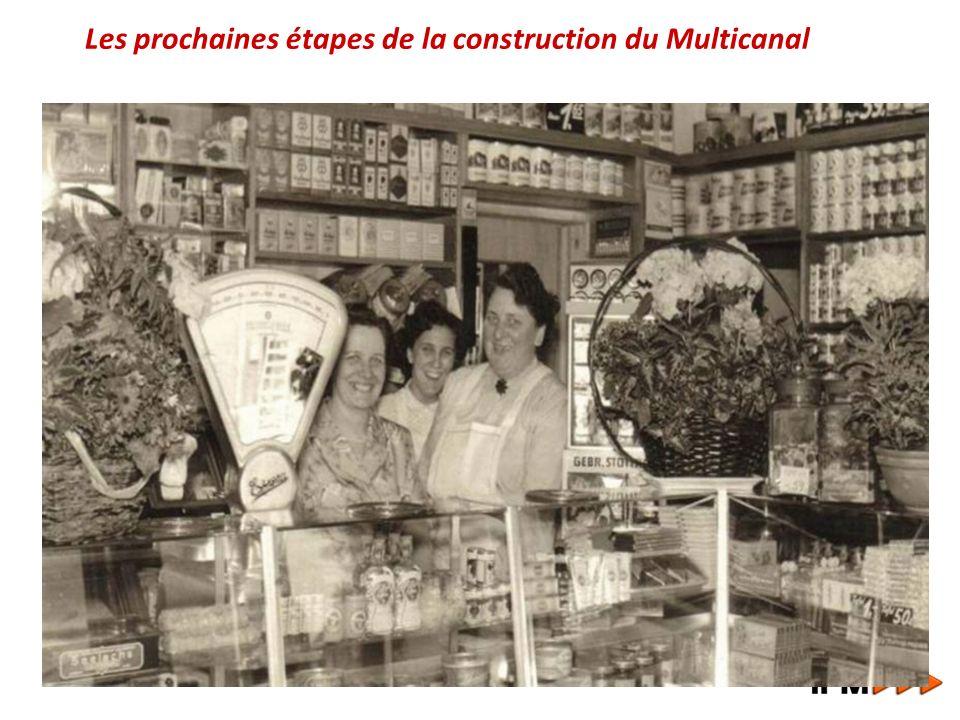 Les prochaines étapes de la construction du Multicanal 2012: le site web parfait 2012: Le magasin parfait Plus la complexité saccroît et plus la satis