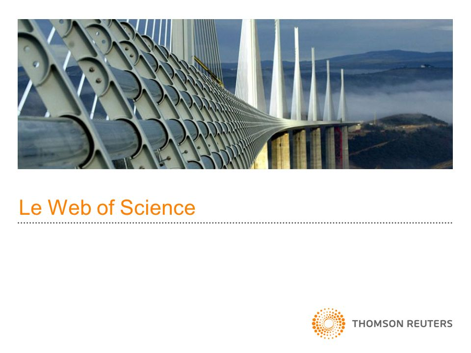 Le Web of Science