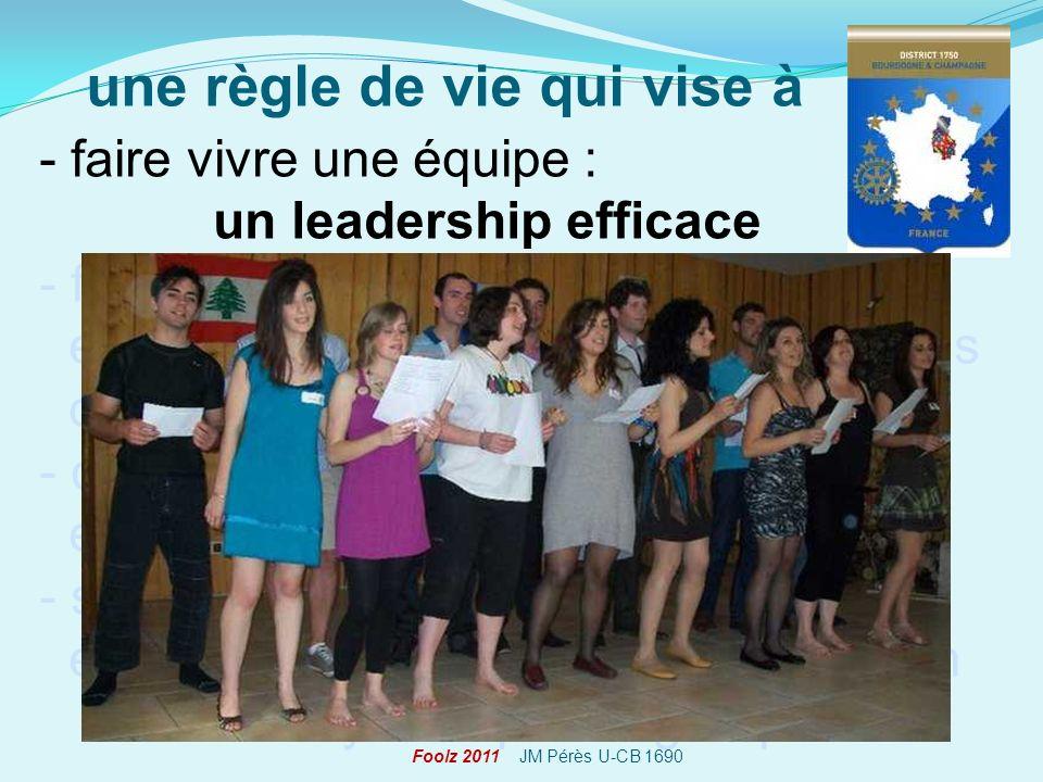 - faire vivre une équipe : un leadership efficace - favoriser lexpérimentation, entre amis, sans risque : les situations délicates, voire conflictuell