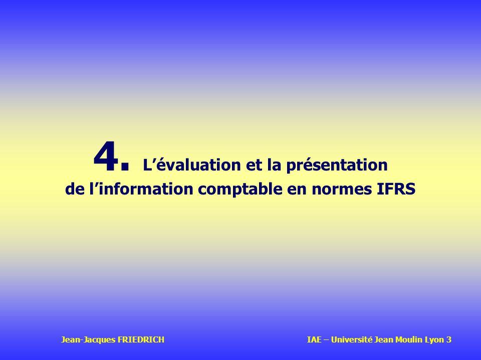 Jean-Jacques FRIEDRICH IAE – Université Jean Moulin Lyon 3 4.