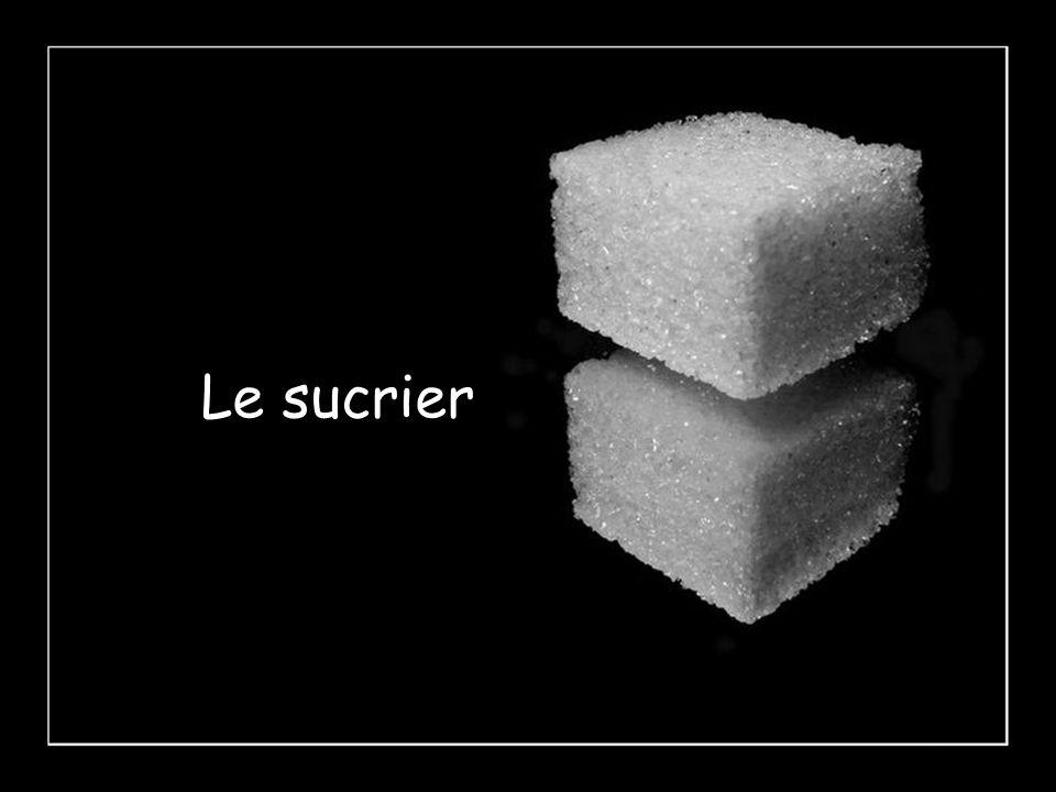 Je contiens du sucre, Mais je ne suis pas sucré. Qui suis-je ?