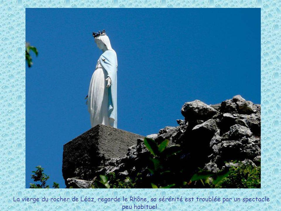 Anciennes pertes du Rhône