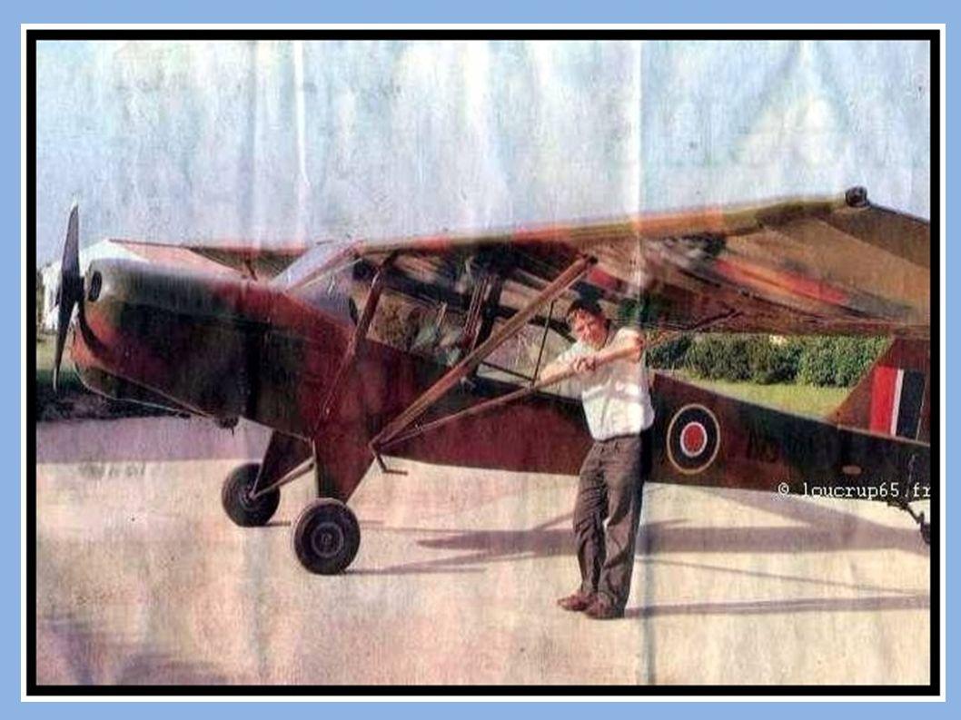 Le 14 Juillet 1947, un petit avion Auster, s écrase à 2km du col du Tourmalet, avant le passage des coureurs.