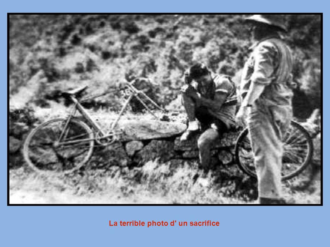 1934 le sacrifice de René Vietto,pour Antonin Magne En 1934 René Vietto, jeune Cannois de 20 ans, participe pour la 1ere fois au Tour de France (pour épauler son Leader Antonin Magne) et révèle des dons exceptionnels de grimpeur, en remportant consécutivement 2 étapes.