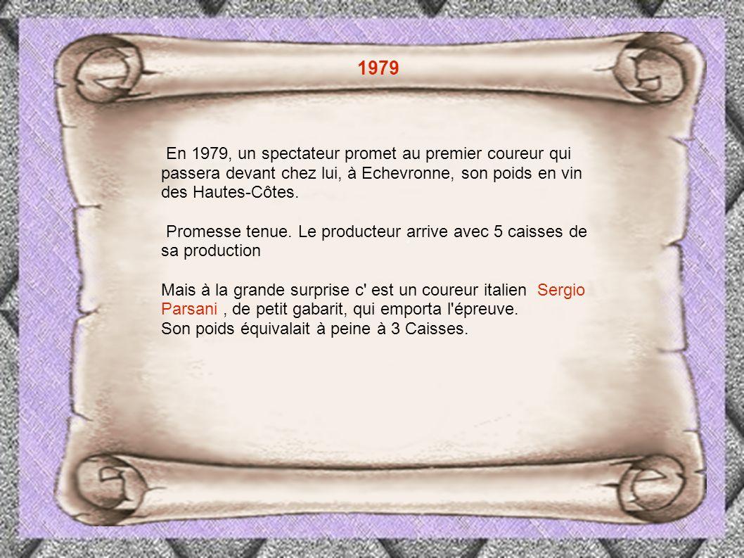 15 Juillet 1974 L étape avait commencé avec inquiétude, après un attentat qui a détruit des voitures de la caravane, et des menaces proférées à l égard des coureurs