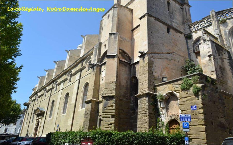 La collégiale, Notre Dame des Anges