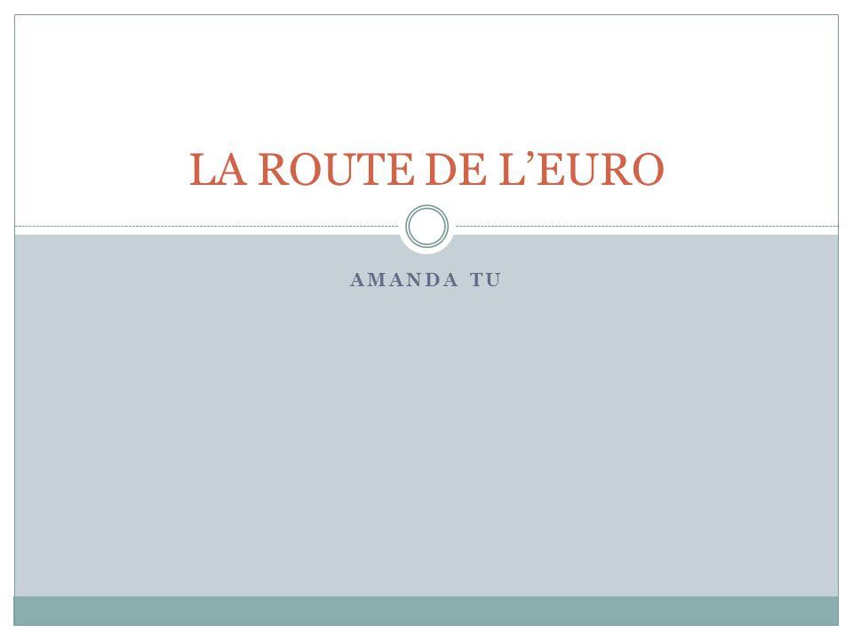 AMANDA TU LA ROUTE DE LEURO