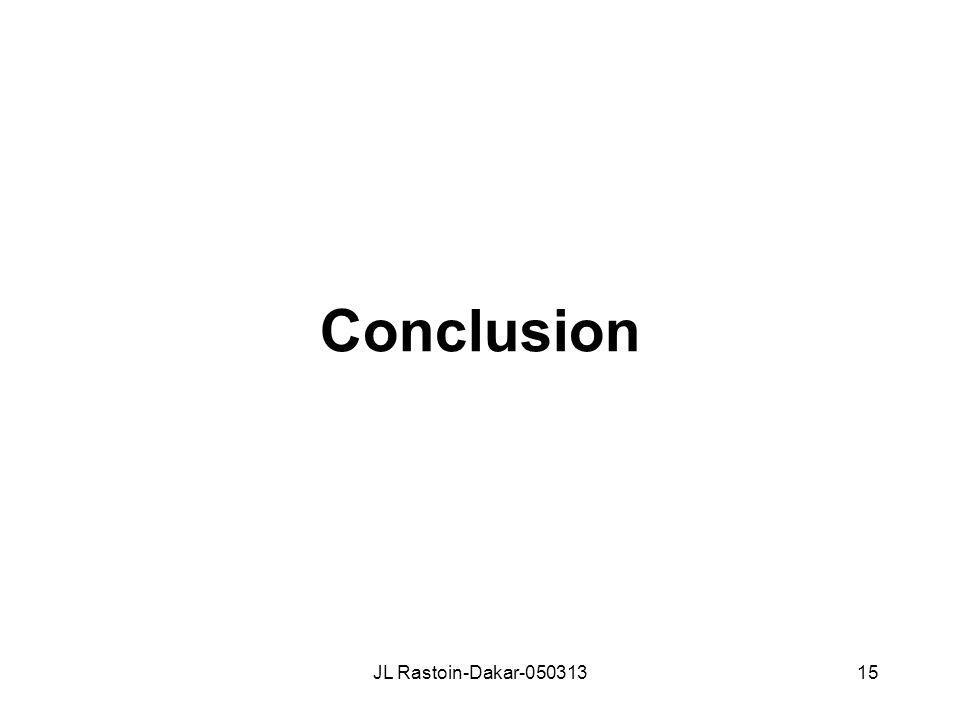 Conclusion JL Rastoin-Dakar-05031315