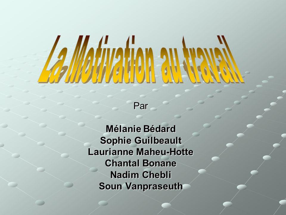 Par Mélanie Bédard Sophie Guilbeault Laurianne Maheu-Hotte Chantal Bonane Nadim Chebli Soun Vanpraseuth