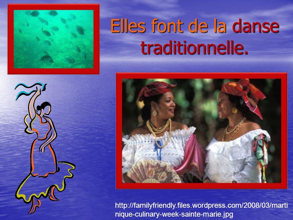 Elles font de la danse traditionnelle. http://familyfriendly.files.wordpress.com/2008/03/marti nique-culinary-week-sainte-marie.jpg