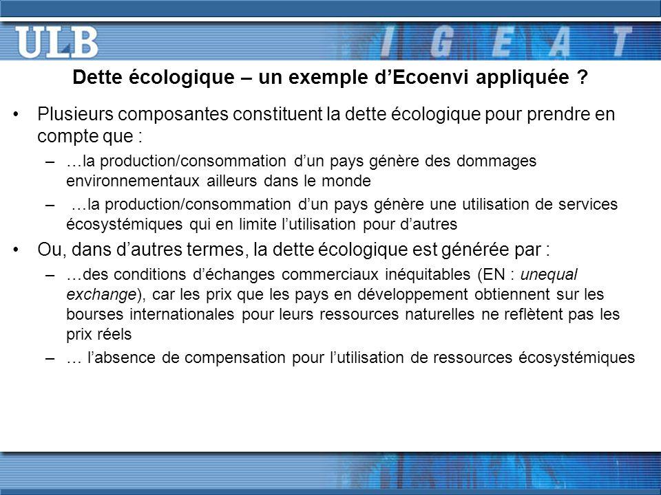 Effectivité et efficience des PSE (6/7)
