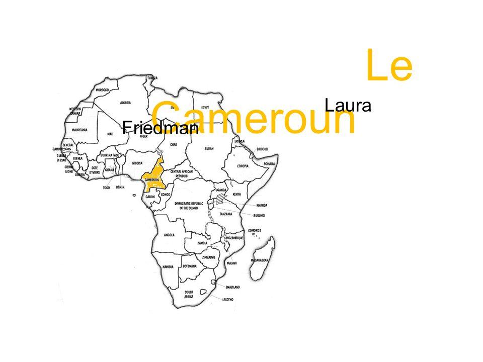 Le Cameroun Laura Friedman