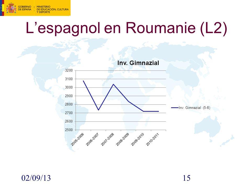 02/09/1315 Lespagnol en Roumanie (L2)