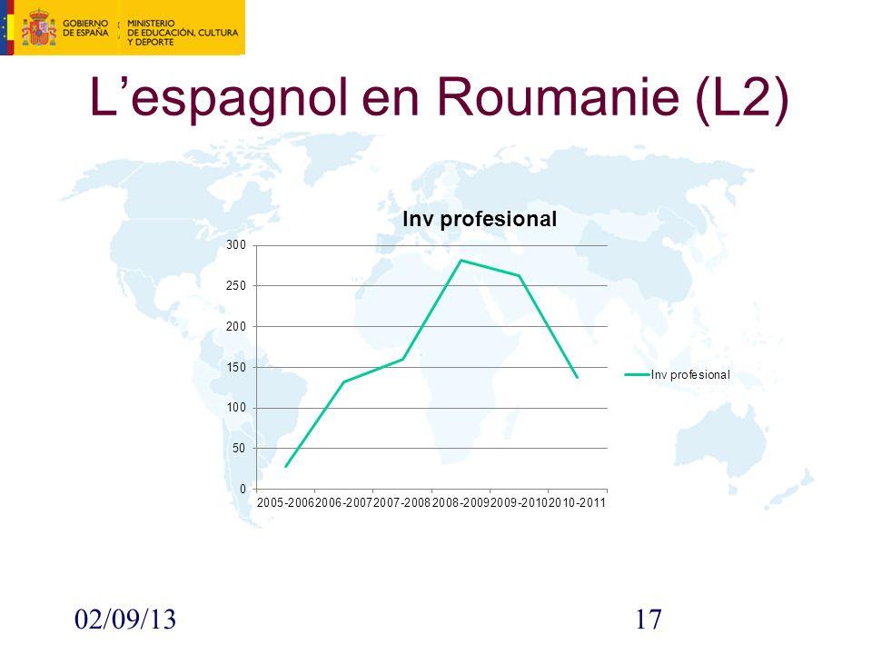 02/09/1317 Lespagnol en Roumanie (L2)