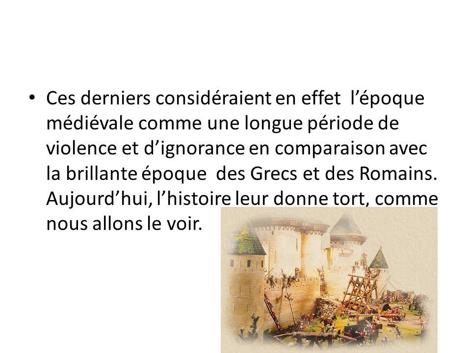 La naissance dune nouvelle civilisation Au 5 e siècle, des tribus germaniques ont établi des royaumes dans lempire romain doccident en déclin.