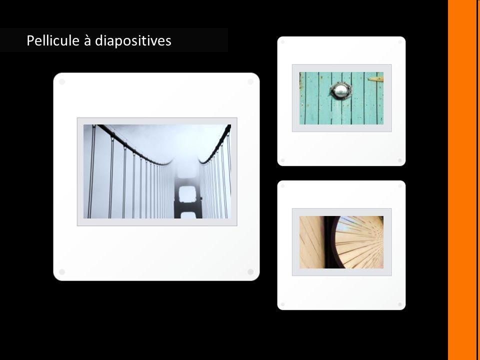 Pellicule à diapositives