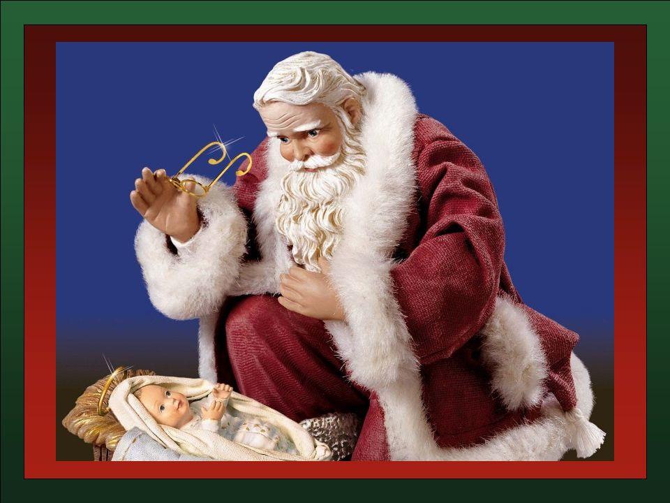 Bientôt, ce sera encore Noël Il faut que tu le saches Père Noël Je voudrais que tu lises mon courriel Avant que tu ne partes de ton ciel.