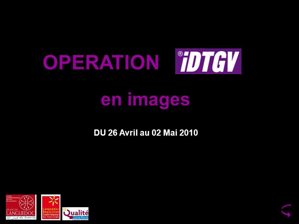 OPERATION DU 26 Avril au 02 Mai 2010 en images