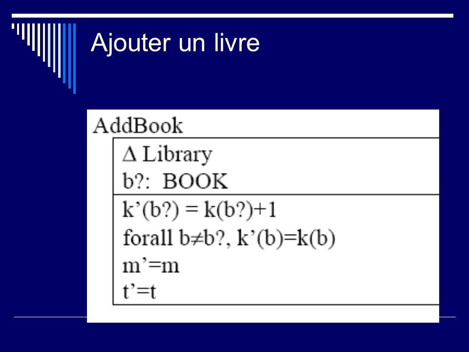 Ajouter un livre