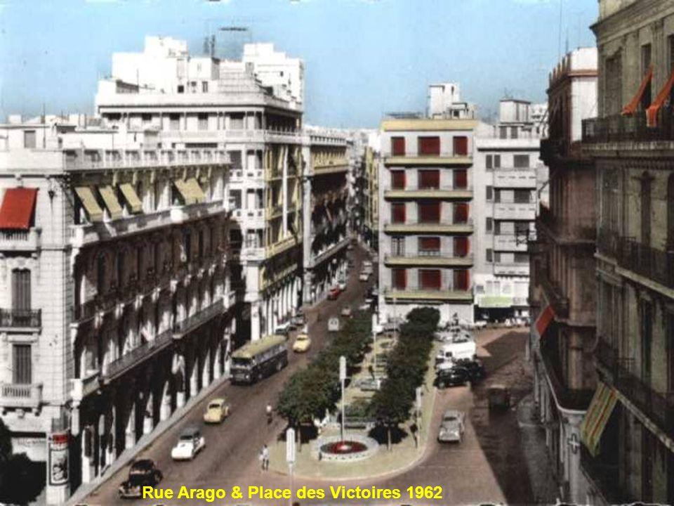 Rue Arago & Place des Victoires 2009