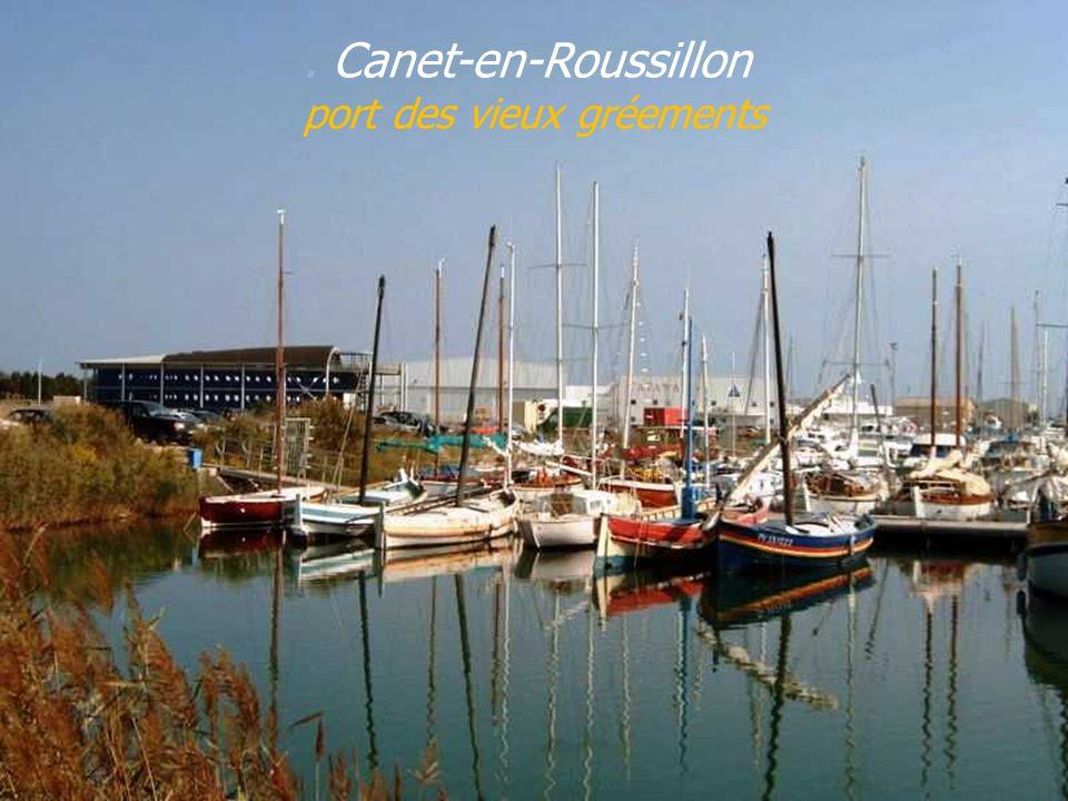 Canet-en-Roussillon la plage