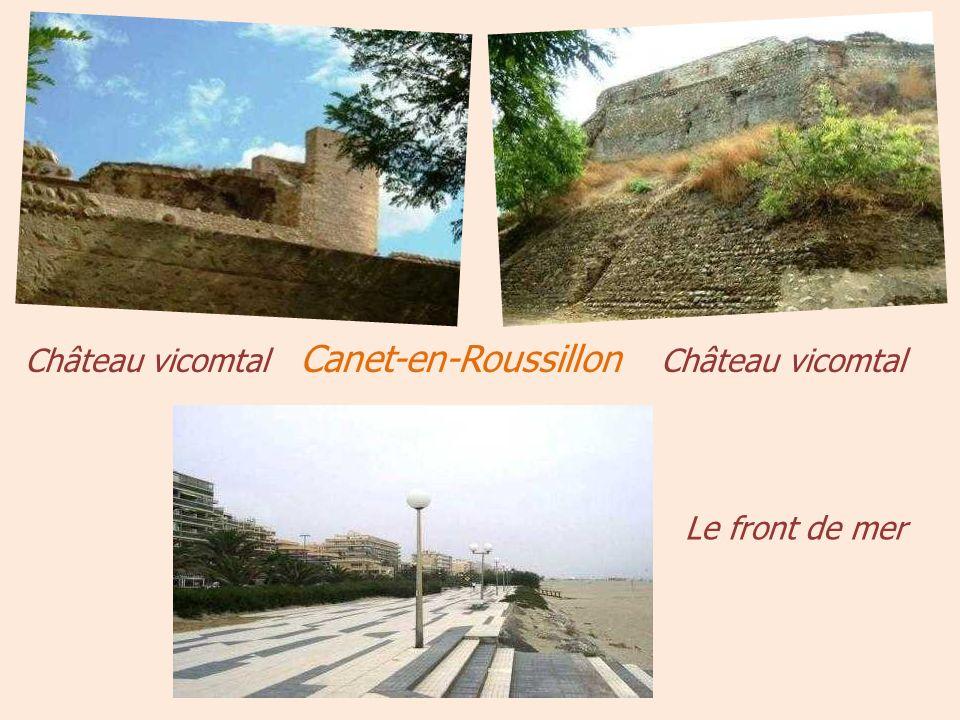 . Canet-en-Roussillon port des vieux gréements