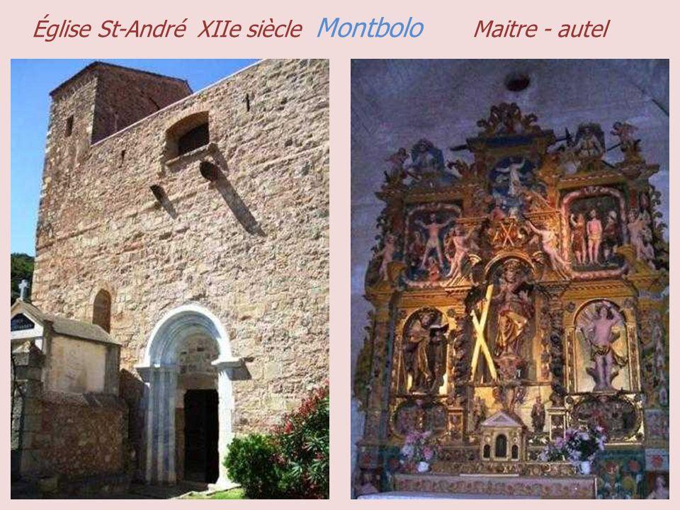 Amélie – les – Bains - Palalda Village médiéval de Palalda tour fortifiée Église St-Martin de Palalda
