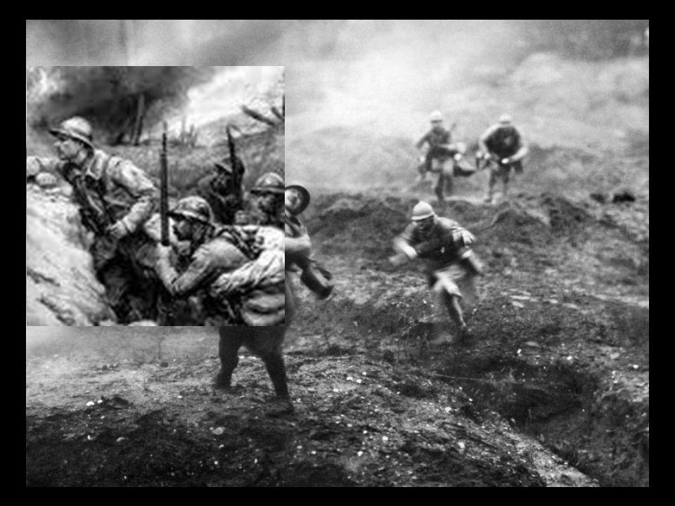 Mais le spectre de la Grande Guerre est encore bien présent