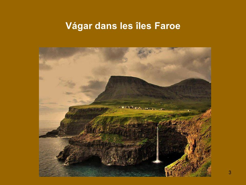 24 Les ponts de mousse - Irlande The End There are more things in heaven and earth, Horatio, Than are dreamt of in your philosophy.