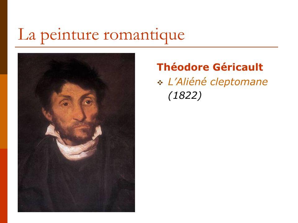 La peinture romantique Théodore Géricault Le Radeau de la Méduse (1819)