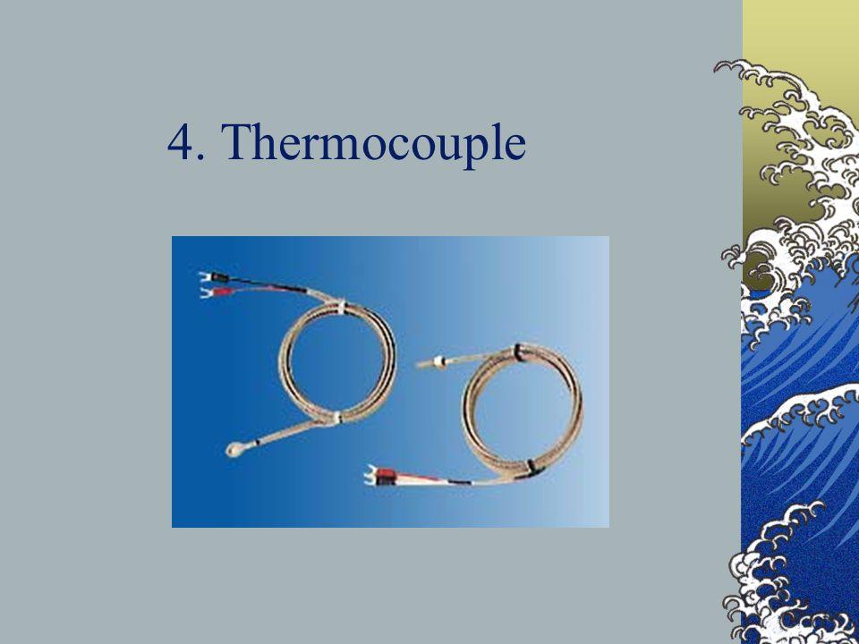 4. Thermocouple