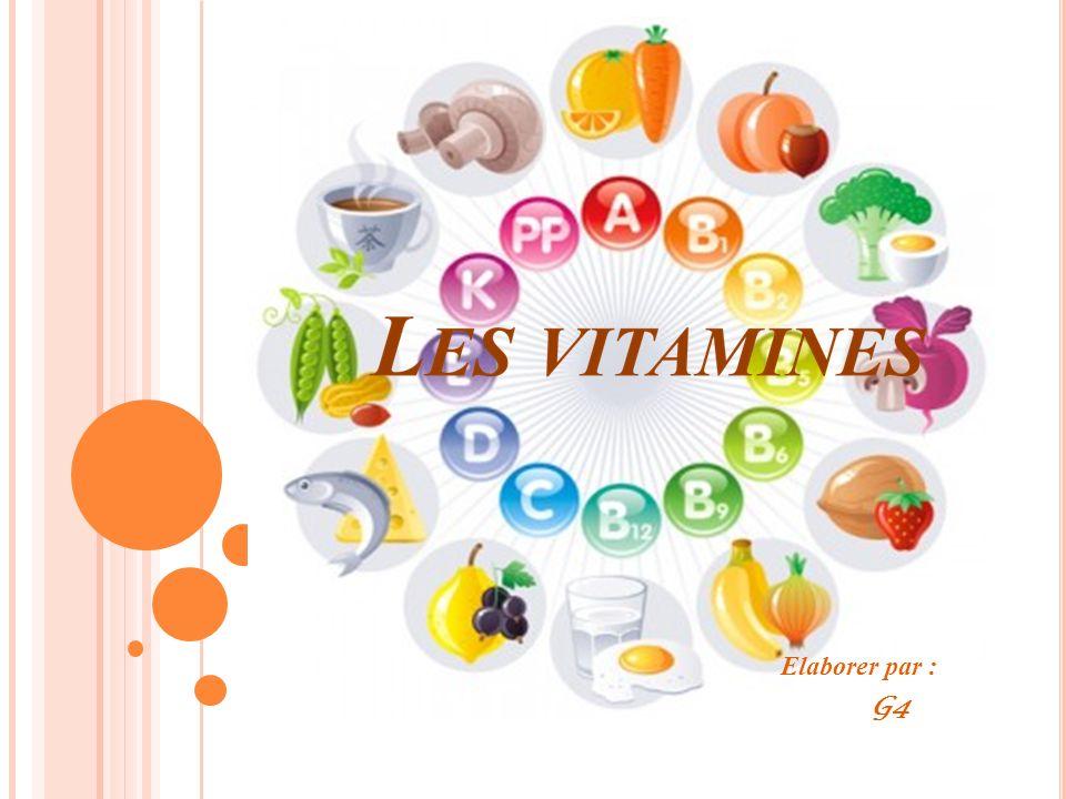 L A V ITAMINE K Le terme de vitamine K (K pour coagulation en allemand) désigne en fait un ensemble de substances ayant une structure chimique et des propriétés biologiques communes.